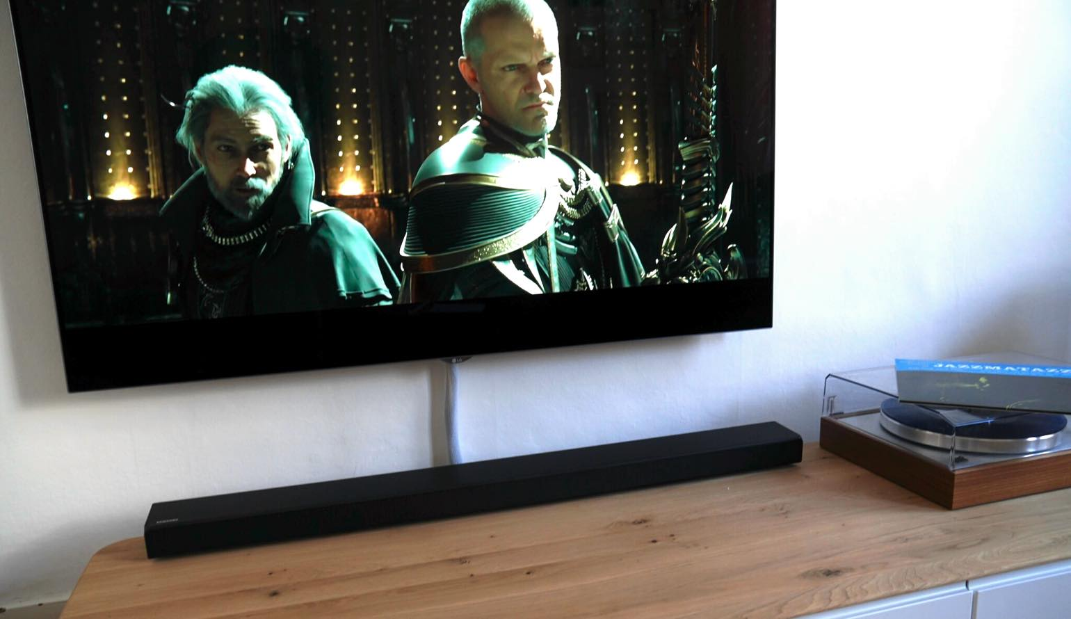Review Samsung Hw N650 Soundbar Panoramic Film Sound Homecinema Magazine