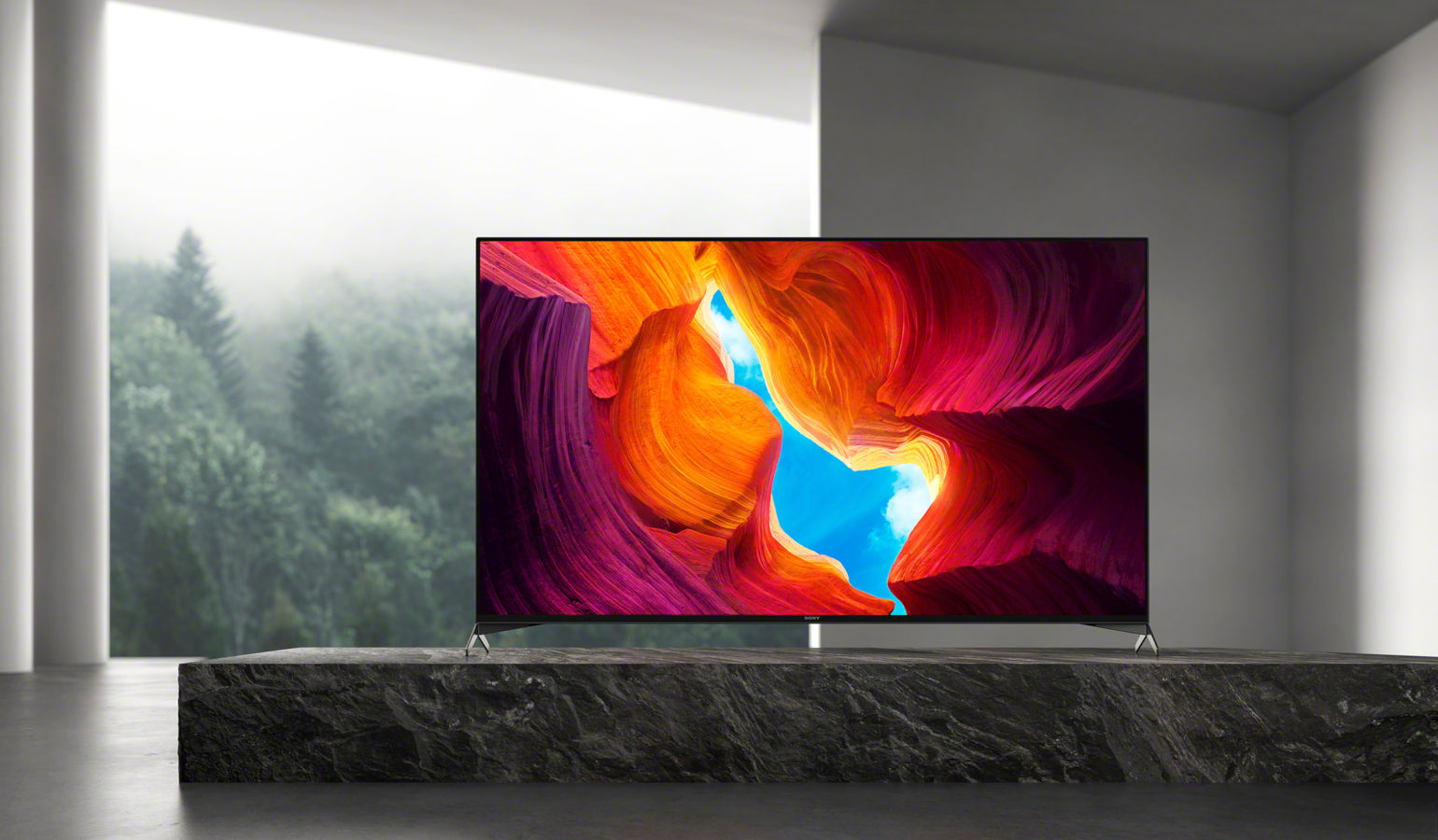 Review: Sony KD-55XH9505 (XH95 series) LCD LED TV